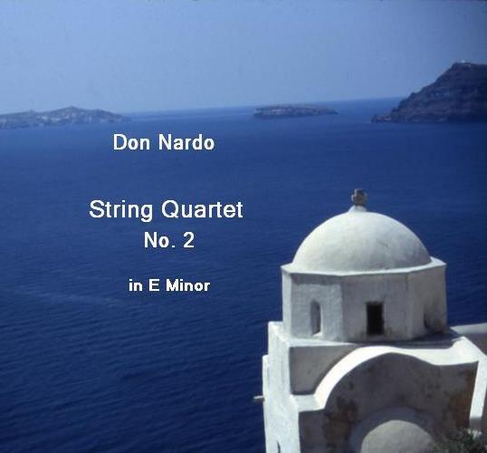 String Quartet No. 2 Cover_1