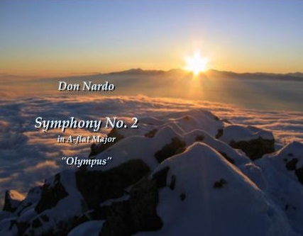 Symphony #2 cover