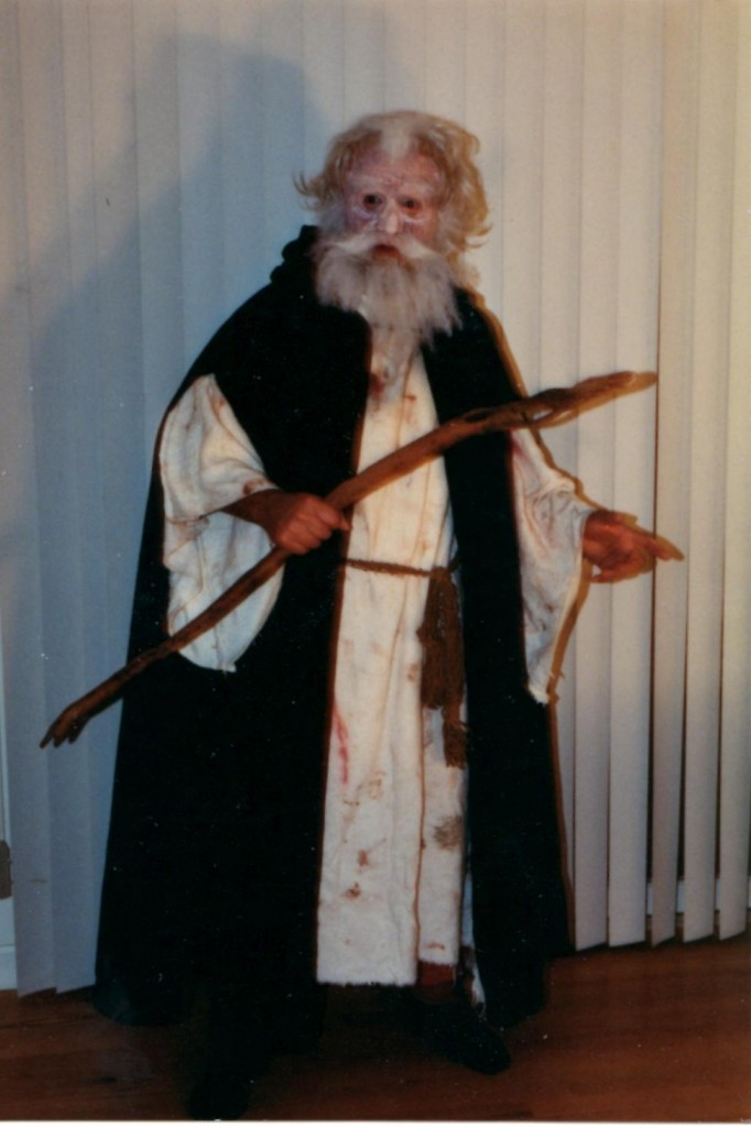 The wizard Gandalf from The Lord of the Rings