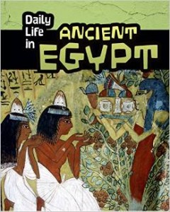 Life in Egypt Cover