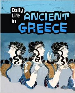 Life in Greeece Cover